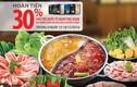 Thưởng thức ẩm thực Châu Á ưu đãi hoàn tiền 30% cho chủ thẻ QT Maritime Bank