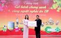 Quỹ Vì tầm vóc Việt đồng hành cùng chương trình Tết ý nghĩa