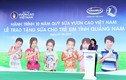 Hành trình trao sữa 10 năm của quỹ sữa vươn cao Việt Nam