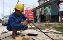 Mạng lưới viễn thông của VNPT tại miền Trung đảm bảo thông suốt trong bão
