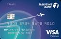 Thẻ tín dụng du lịch Maritime Bank hoàn tiền tốt nhất Việt Nam năm 2017