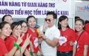CBNV TNG Holdings Vietnam gây quỹ xây trường cho trẻ em vùng cao