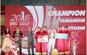 Những yếu tố làm nên uy tín của giải đấu BRG Golf Hà Nội Festival