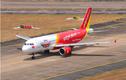 Ảnh hưởng của bão số 5 (Matmo), Vietjet điều chỉnh lịch khai thác các chuyến bay