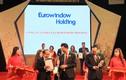 Eurowindow Holding đạt Danh hiệu Top 10 Thương hiệu, Nhãn hiệu danh tiếng Việt Nam 2019