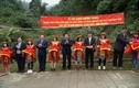 VNPT tài trợ đường truyền kết nối trạm cảnh báo sớm trượt lở tại Lào Cai