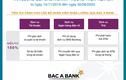 Nhiều ưu đãi cho doanh nghiệp chi trả lương qua Bắc Á Bank