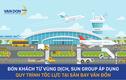 Áp dụng quy trình tốc lực đón khách từ vùng dịch về sân bay Vân Đồn