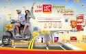 """Ra mắt chương trình """"Tải app HDBank - Rinh Vespa sành điệu"""""""