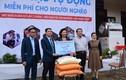 Ngân hàng gạo hỗ trợ người bị ảnh hưởng COVID-19 của VietinBank