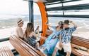 Sun Group khai trương tuyến cáp có trụ cáp treo cao nhất thế giới