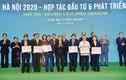 """Tập đoàn """"bầu Hiển"""" đăng ký đầu tư hơn 700 triệu USD vào Hà Nội"""