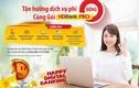 Tận hưởng loạt đặc quyền ưu đãi cùng tài khoản HDBank Pro