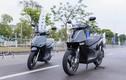 Bộ đôi xe máy điện VinFast Theon và Feliz 'gây sốt' dư luận