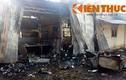 Cháy trường tiểu học, nhiều tài liệu bị thiêu rụi