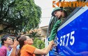 Hào hùng, xúc động ngày lên đường nhập ngũ ở HN, TP HCM