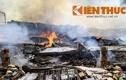 Cháy cty gỗ Trung Quốc:  Hàng trăm công nhân nguy cơ bị mất Tết