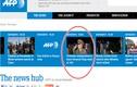 Tin đại tướng Võ Nguyên Giáp mất tràn ngập báo mạng quốc tế