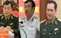 Xem binh nghiệp của ba tân Thứ trưởng Bộ Quốc phòng