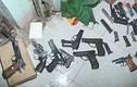 Rợn người kho sửa chữa, chế tạo súng quân dụng của giang hồ Phú Yên