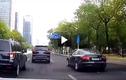 Video: Tạt đầu, ném trà sữa vào xe khác vì xin đường không được