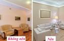 7 thay đổi nhỏ khiến ngôi nhà bạn trở nên sang trọng hơn