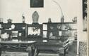 Cảnh bài trí nội thất ngôi nhà Sài Gòn gần 100 năm trước