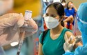 Tiêm vắc xin 4 ngày, uống lại thuốc cao huyết áp được chưa?