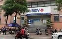 Vụ cướp ở chi nhánh BIDV: Hai nghi can nổ súng lấy 900 triệu