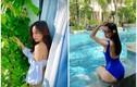 """Mối tình năm 17 tuổi Quang Hải ngày càng """"thăng hạng"""" về nhan sắc"""