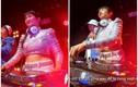 DJ Trang Moon lộ nhan sắc lạ đến khó tin tại King Of Rap