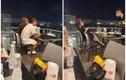 Quang Hải mừng sinh nhật Huỳnh Anh, góc chụp của fan ra sao?