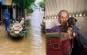 """Lũ lụt miền Trung nhìn loạt """"boss"""" co ro mà thương tâm"""