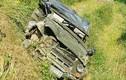 Đình chỉ 1 đăng kiểm viên vụ xe UAZ rơi xuống vực ở Hà Giang