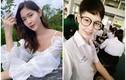 Soi nhan sắc trước phẫu thuật của Tân Hoa hậu Chuyển giới Thái