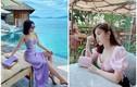 Hot girl mới trong làng rich kid Việt nhan sắc ngày càng lên hương