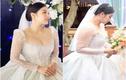 """Lộ nhan sắc thật trong ngày cưới, vợ """"Dũng 4"""" gây chú ý"""