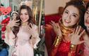 Soi loạt siêu đám cưới có cô dâu đeo vàng nặng trĩu cổ