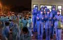 Dân mạng gửi vạn lời chúc 20 nhân viên y tế vào tâm dịch