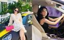 """Sắm Tết toàn siêu xe, dàn hot girl Việt khoe """"gia cảnh"""" giàu xụ"""
