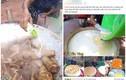 """""""Cơm rang trân châu"""" và những món ăn khó hiểu của Bà Tân Vlog"""