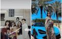 """Lộ bố mẹ, """"chị đại"""" làng rich kid Việt khiến netizen """"phải lòng"""""""