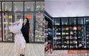 Hot girl Sài thành khoe tủ chứa 50 chiếc túi hiệu nhìn mà choáng