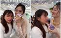 Đi cưới bạn thân, cô gái lộ biểu cảm khiến netizen thích thú