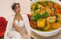 Khoe món ăn bình dân, Tiên Nguyễn lại gây chú ý vì món đồ này
