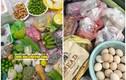 """Khoe """"kho thực phẩm"""" bố mẹ gửi, netizen sẵn sàng vượt qua mùa dịch"""