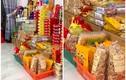 """Dự trữ đồ ăn như tiệm tạp hóa, cô gái khiến netizen """"sốc nặng"""""""