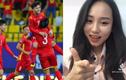 Ăn theo bàn thắng Quang Hải, cô giáo Minh Thu bị netizen chỉ trích