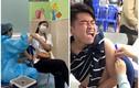 """Loạt biểu cảm """"khó đỡ"""" khi đi tiêm phòng làm netizen cười """"ná thở"""""""