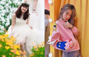 """Lộ ảnh thời chưa """"trùng tu"""", Lê Bống khiến netizen giật mình"""